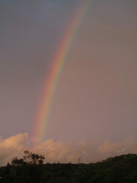 Sunset Rainbow Haliewa